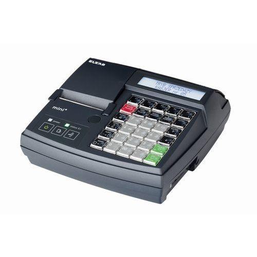 Kasa fiskalna Mini E 3k z klaw. moduł.