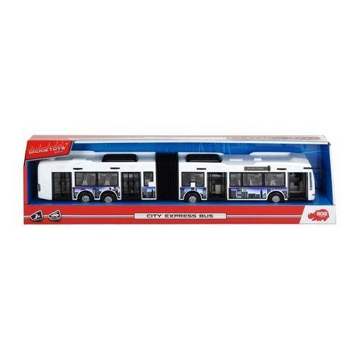 Dickie, City Express, Autobus, biały