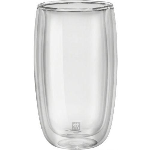 Zwilling sorrento zestaw szklanek ze szkła dwuściennego 350ml 2el. marki Zwilling j.a.henckels