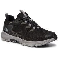 The north face Buty - ultra fastpack iii gtx (woven) gore-tex t93mkwh23 tnf black/meld grey