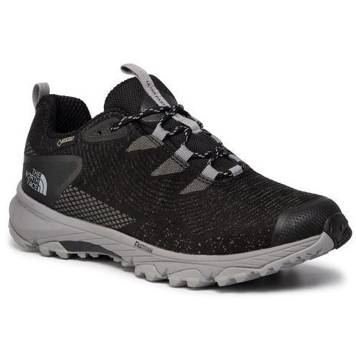 Buty - ultra fastpack iii gtx (woven) gore-tex t93mkwh23 tnf black/meld grey marki The north face