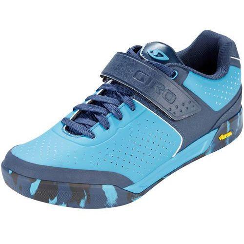 chamber ii buty mężczyźni niebieski 39 2018 buty mtb zatrzaskowe marki Giro