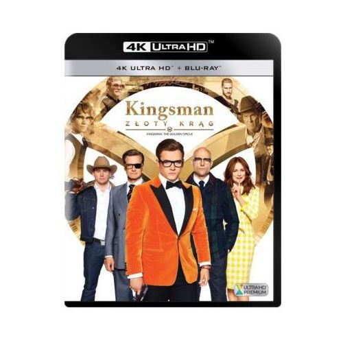 Kingsman: Złoty krąg 4K (2BD) (5903570073304)