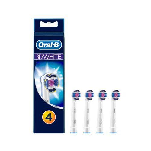 Oral-b Końcówka do szczoteczki eb 18-4 3d white (4210201094562)