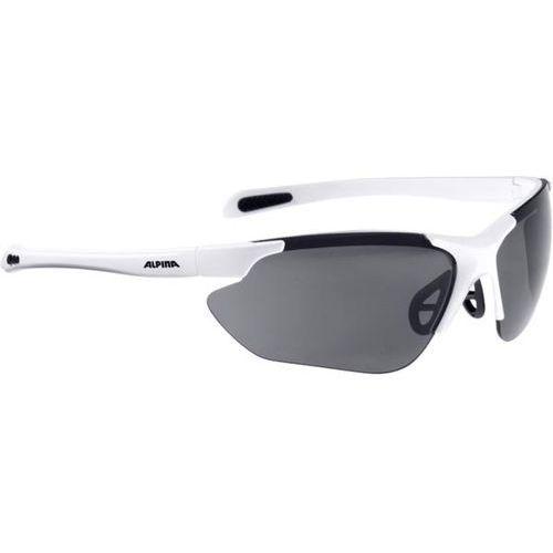 Okulary Słoneczne Alpina Twist Four VL+ A8560410, kolor żółty