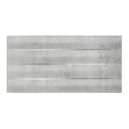 Glazura Minimal Arte 22,3 x 44,8 cm szara struktura 1,2 m2