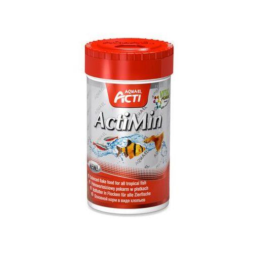 AQUAEL Acti actimin 100 ml- RÓB ZAKUPY I ZBIERAJ PUNKTY PAYBACK - DARMOWA WYSYŁKA OD 99 ZŁ (5905546028172)
