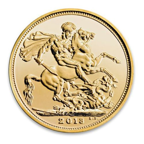 Suweren - złota moneta - wysyłka 24 h!