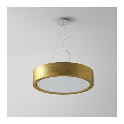 Lampa wisząca omega 360 2xe27 schlagmetal złoty żarówki led gratis!, 1570/942 marki Cleoni