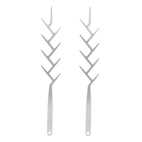 Sagaform - bbq - szpikulce do grillowania. 37 cm - 37,00 cm