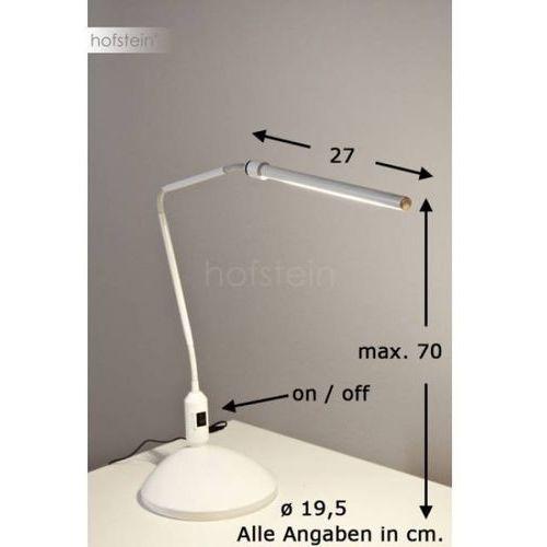 Trio 5225 lampa z klipsem led stal nierdzewna, biały, 1-punktowy marki Oświetlenie trio