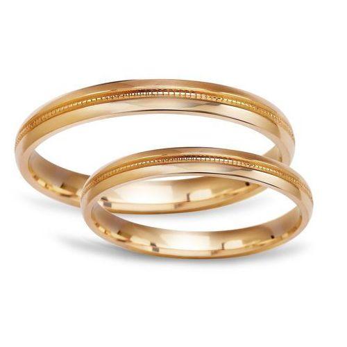 Biżuteria yes Złote obrączki