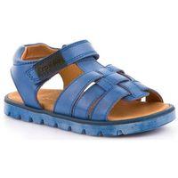sandały chłopięce 33 niebieskie marki Froddo