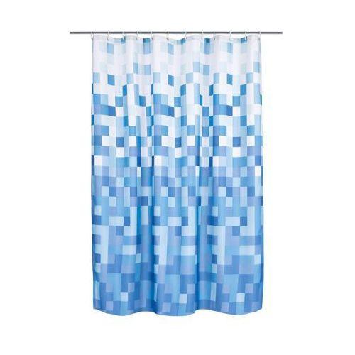Duschy Zasłonka prysznicowa pixlar blue 180 x 200 cm (7391398627362)