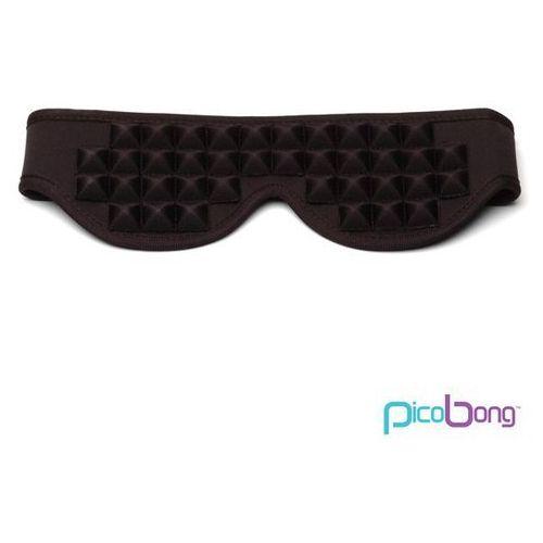 Picobong Sexshop - see no evil blindfold – opaska na oczy czarna - online