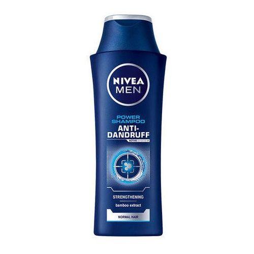 Nivea men anti-dandruff power shampoo 250ml m szampon do włosów