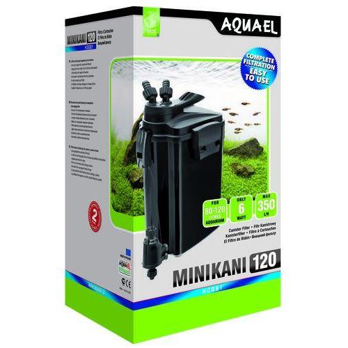 Aquael  filtr minikani 120- rób zakupy i zbieraj punkty payback - darmowa wysyłka od 99 zł