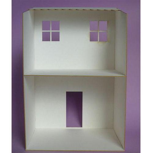 Crafty moly Domek do zdobienia - baza 20x30 cm - 02