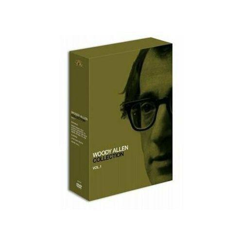 Woody Allen - kolekcja 1 (4 DVD) - Woody Allen z kategorii Komedie