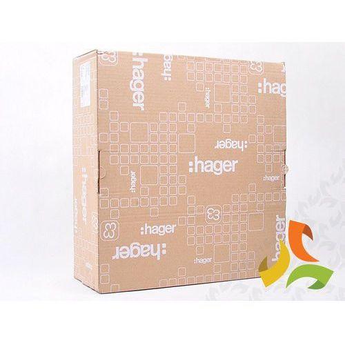 Rozdzielnica,rozdzielnia elektryczna 36-mod. VECTOR II IP65 hermetyczna VE218L HAGER (3250616459106)