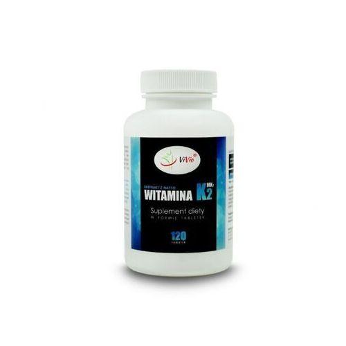 VIVIO Witamina K2-MK7 100mcg z Natto - 120tabs