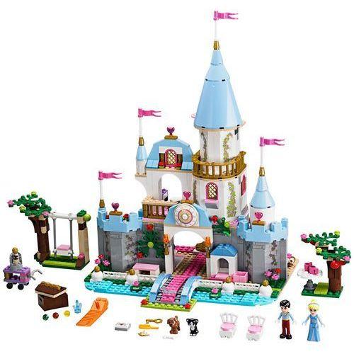 Lego DISNEY PRINCESS Zamek kopciuszka 41055