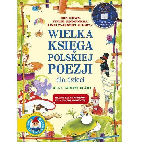 Wielka księga polskiej poezji dla dzieci, książka z kategorii Audiobooki