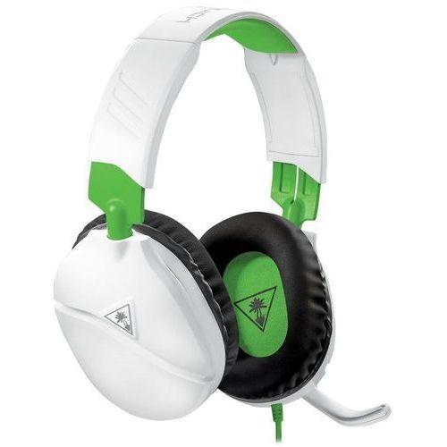 Turtle beach słuchawki do gier recon 70x, biały