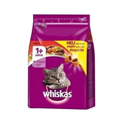 Whiskas z Wołowiną 3,8kg