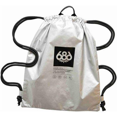 Worek na plecy - rope sling bag silver (slvr) rozmiar: os marki 686
