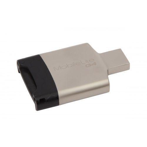 Kingston MobileLite G4 wielofunkcyjny czytnik kart microSD/SD