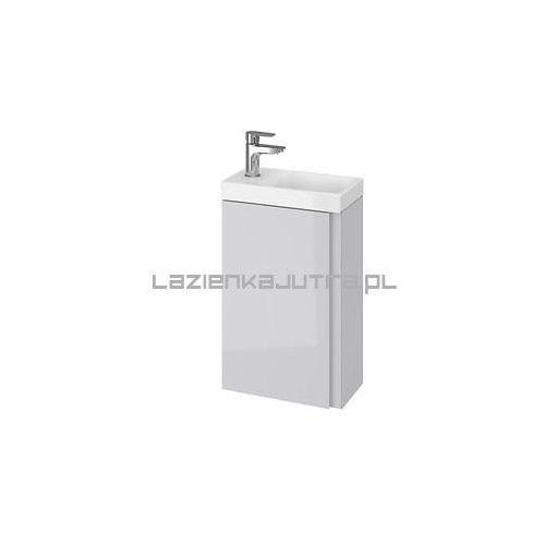 zestaw łazienkowy (szafka+umywalka) moduo 40cm szara s801-217 marki Cersanit