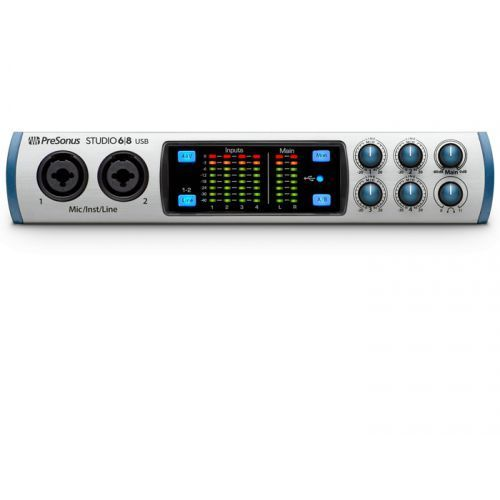 Presonus studio 68 interfejs audio usb 2.0