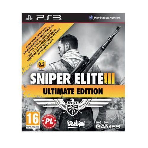Sniper Elite V3 Afrika (PS3)
