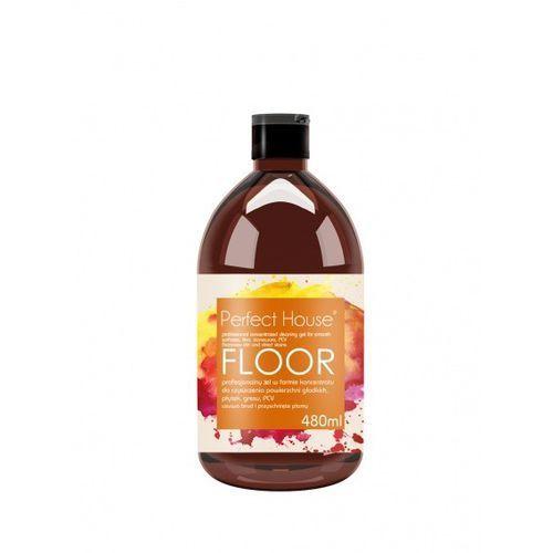 Perfect House Żel do czyszczenia powierzchni gładkich płytek gresu PCV 480 ml (5902305001858)
