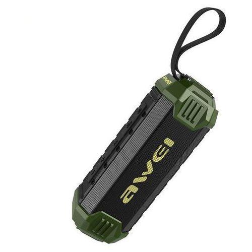 Głośnik Awei Y280 - Green - Green (6954284017879)