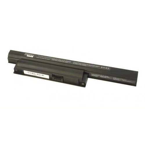 Mitsu Nowa bateria do laptopa sony bps22 (czarna)