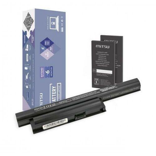 Nowa bateria  do laptopa sony bps22 (czarna) marki Mitsu