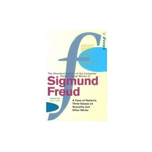 Complete Psychological Works Of Sigmund Freud, The Vol 7 (9780099426585)