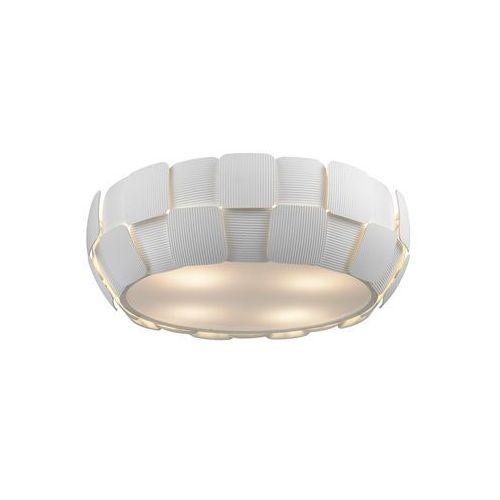 ZUMALINE SOLE LAMPA SUFITOWA 4*E27 MAX 24W WHITE POLICARBONATE PLASTIC PLATES WHITE METAL CANOPY C0317-04C-S8A1 (2011004186773)