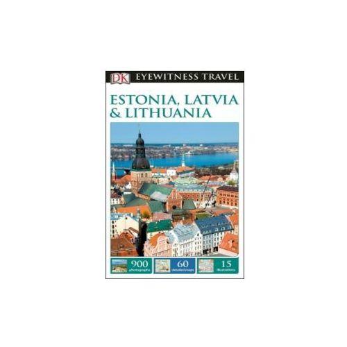 DK Eyewitness Travel Guide Estonia, Latvia & Lithuania (9780241275443)