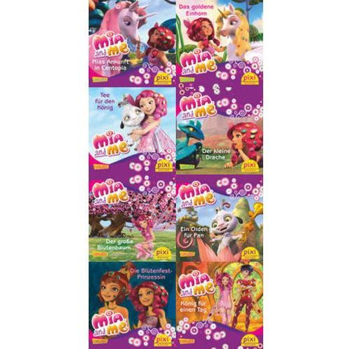 Pixi-Buch Serie 232 (Mia and me) (9783551052322)