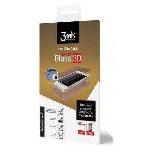 3mk Szkło hybrydowe + folia flexibleglass 3d iphone 5 5s 5se (5901571170893)