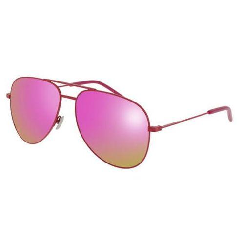 Okulary Słoneczne Saint Laurent CLASSIC 11 RAINBOW 009