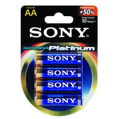 Sony BATERIE ALKALICZNE LR6 (AM3PTB4D) Darmowy odbiór w 20 miastach!, AM3PTB4D