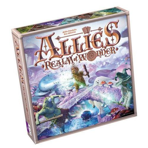 Tactic Allies realm of wonder gra karciana (6416739534954)
