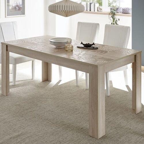 Fato luxmeble Vero stół rozkładany 137-185 cm dąb sonoma