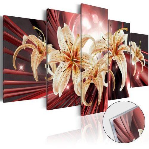Artgeist Obraz na szkle akrylowym - magia namiętności [glass]