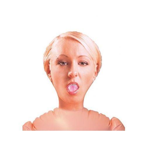 Dmuchana lalka napalona blondynka Mandy 514586