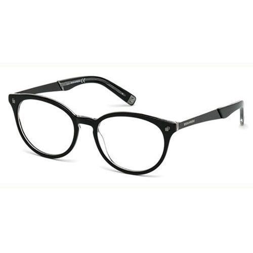 Okulary Korekcyjne Dsquared2 DQ5182 Frankfurt 003